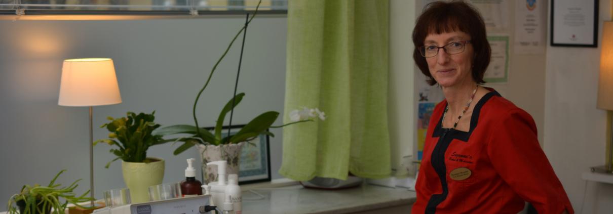 Händer Suzannes Rehab & Massage
